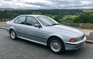 1998 BMW 528i SE Auto Silver For Sale