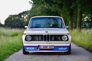 1973 Beautiful BMW 2002 turbo