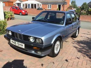 1990 E30 320i 4 door body restored - updated details