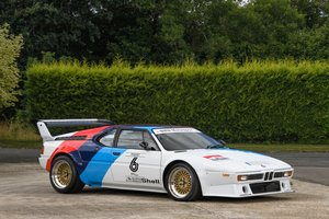1980 BMW Motorsport M1  For Sale