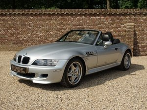 1997 BMW Z3 M 3.2 Roadster German car, two owners, only 35.772 km For Sale
