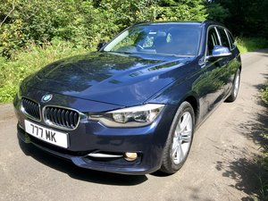 2012 BMW 3 Series (F31) 318d Touring Sport 6 Speed Man
