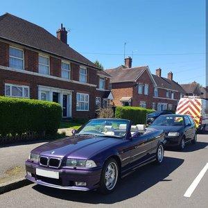 1999 BMW e36 m3 evolution fbmwsh