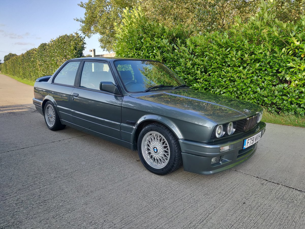1989 BMW E30 325I SPORT [F]  For Sale (picture 1 of 6)