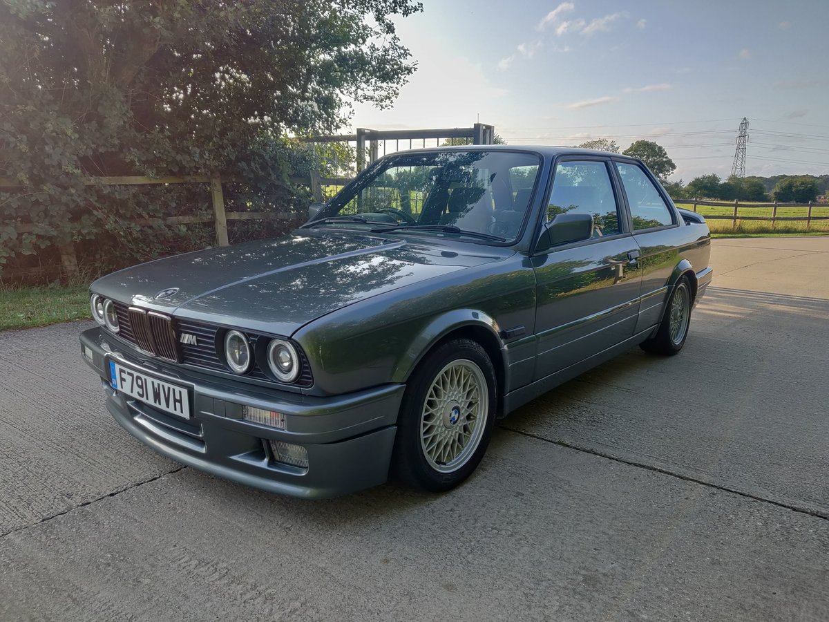 1989 BMW E30 325I SPORT [F]  For Sale (picture 3 of 6)