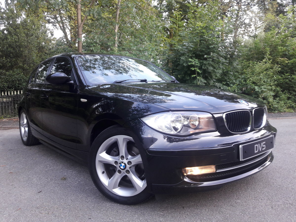 2009 BMW 116i Sport 67k Miles 1 Previous Owner *Very Clean* SOLD (picture 1 of 6)