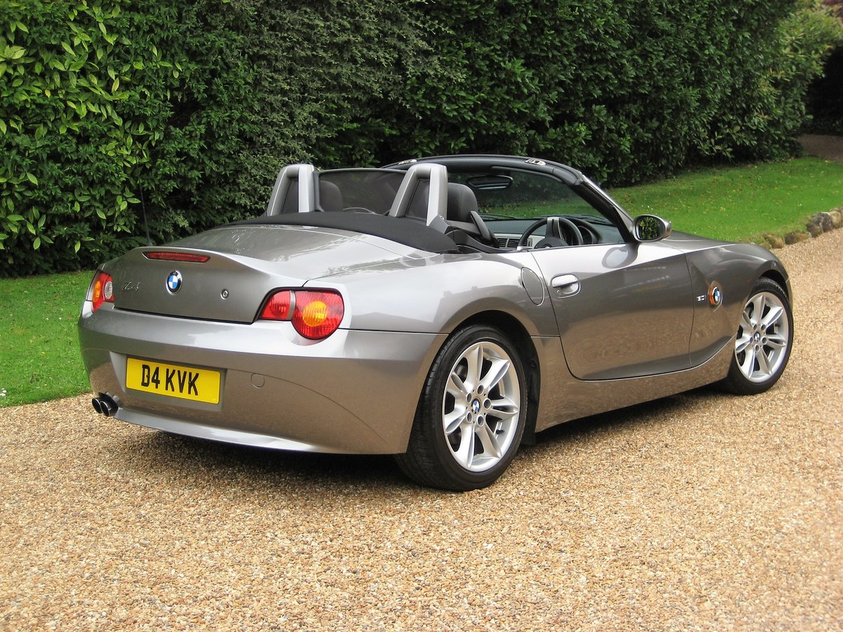 2003 BMW Z4 3.0i Auto 1 Owner From New With Just 22,000 Miles For Sale (picture 6 of 6)