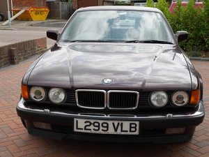 1993 BMW 730i (V8) For Sale