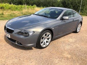 2005 BMW 630I FULL BMW HISTORY 2 OWNERS SUPERB CAR AND CONDI For Sale