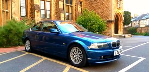 2001 E46 325Ci manual car  For Sale