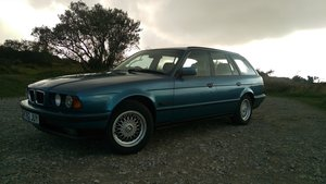 1994 BMW E34 525 TDS TOURING For Sale
