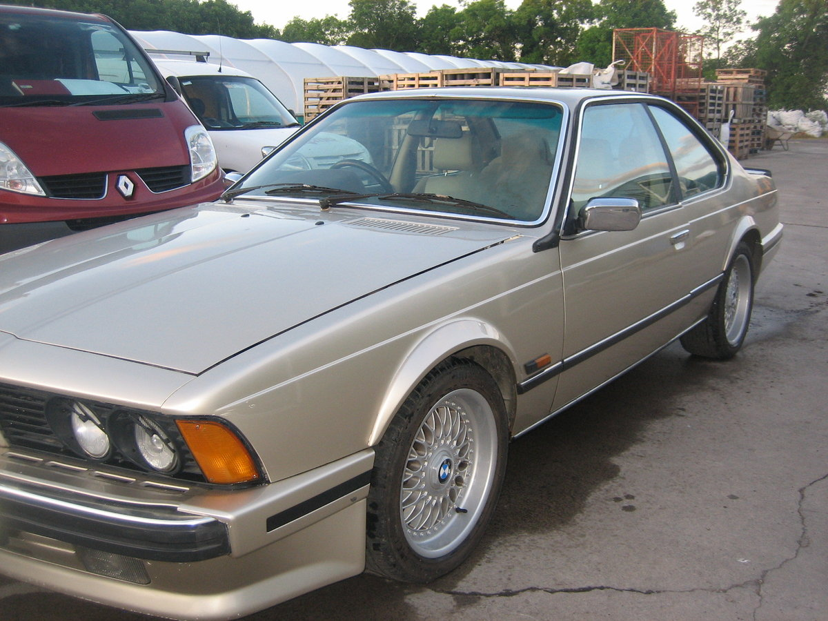 1989 BMW 635 highline For Sale (picture 2 of 5)