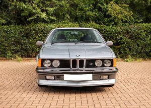 1987 BMW M635 CSi For Sale by Auction