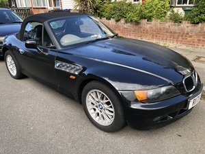 1997 BMW Z3 Roadster 1.9 Automatic For Sale
