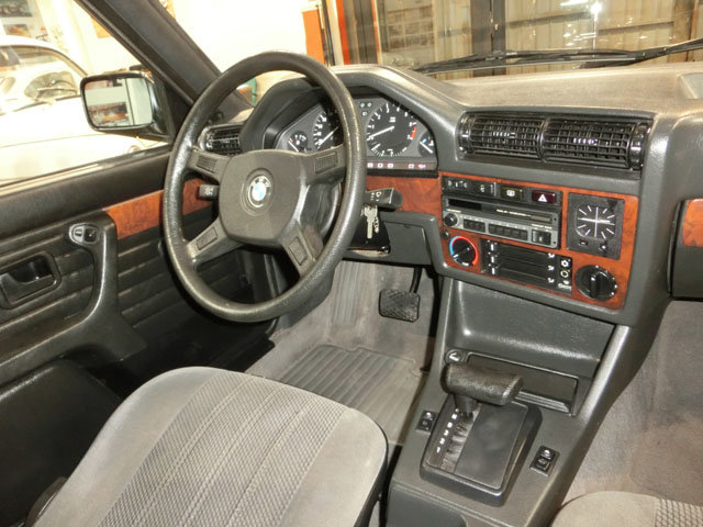 BMW 316 AUTOMATIC E30 SERIE 3 - 1988 For Sale (picture 3 of 6)