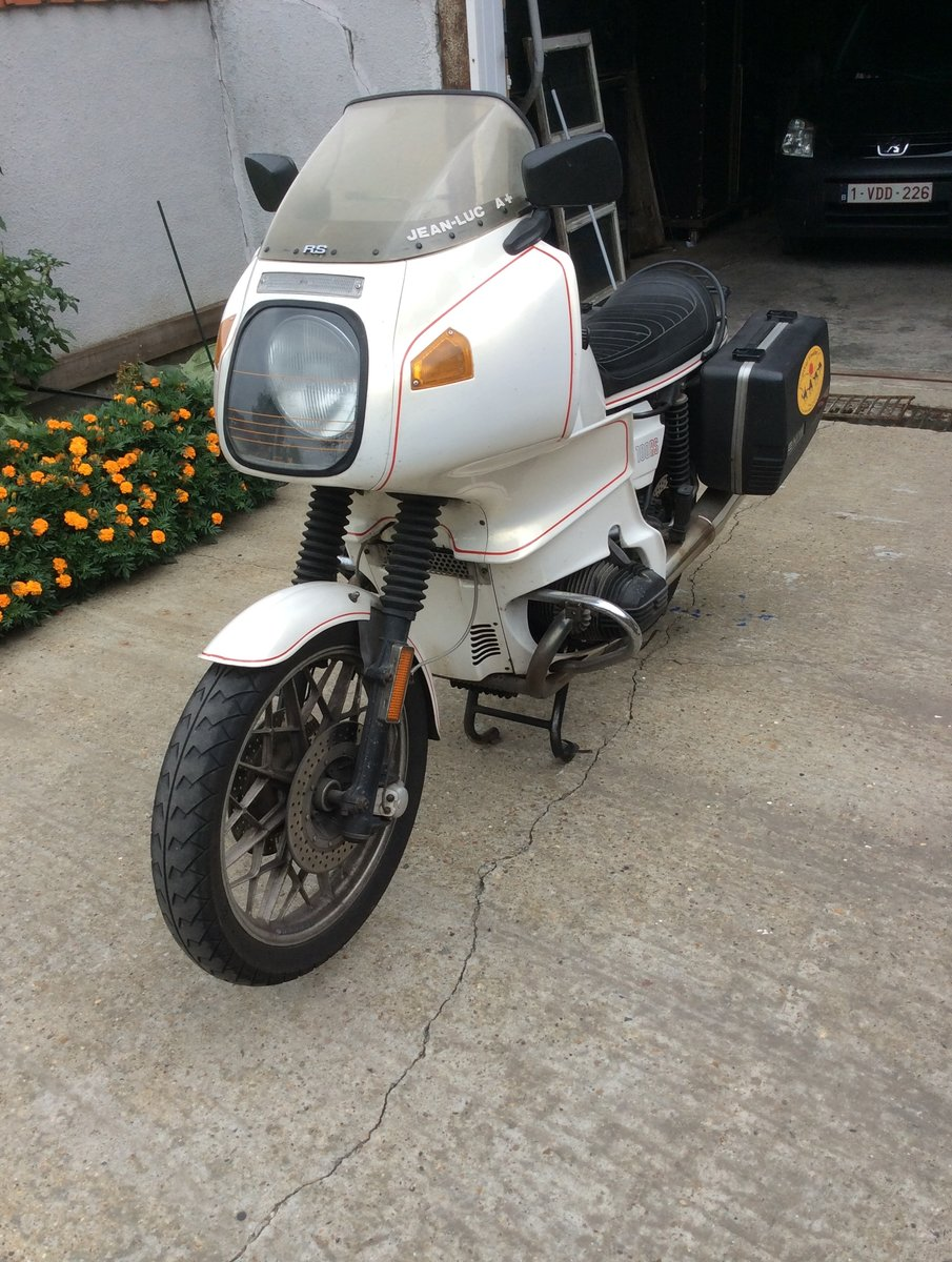BMW R100RS 1980 very good condition For Sale (picture 1 of 4)