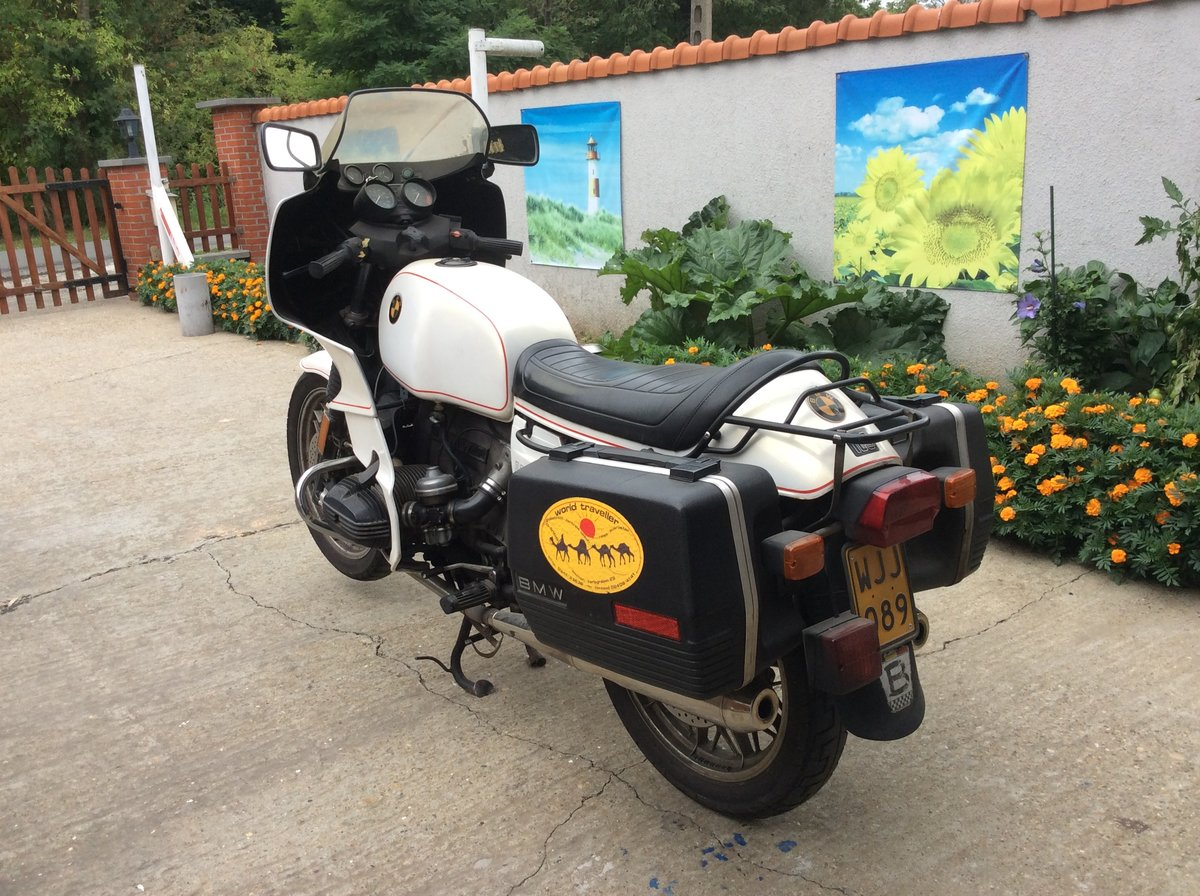 BMW R100RS 1980 very good condition For Sale (picture 2 of 4)