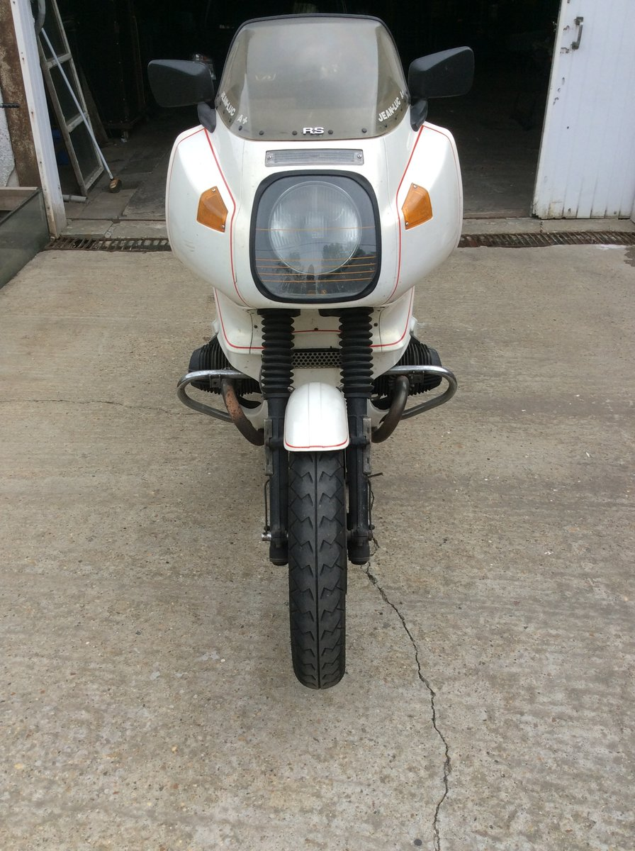 BMW R100RS 1980 very good condition For Sale (picture 3 of 4)