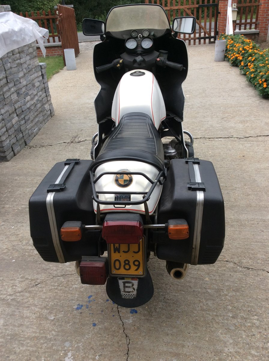 BMW R100RS 1980 very good condition For Sale (picture 4 of 4)