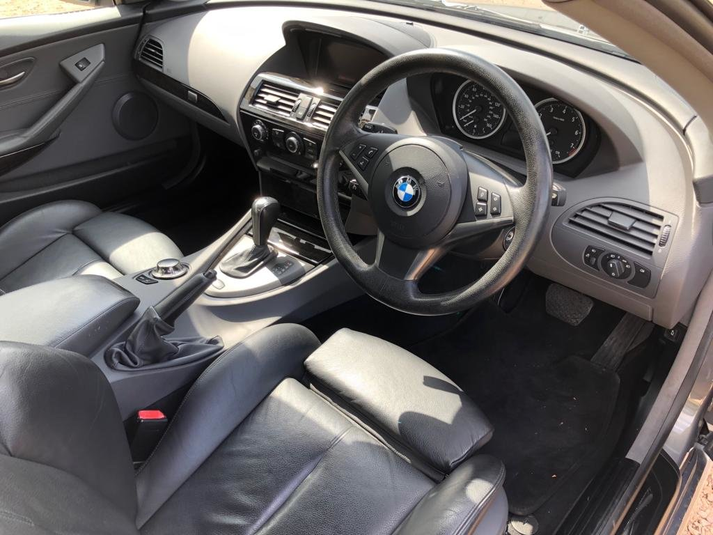 2005 BMW 630I FULL BMW HISTORY 2 OWNERS SUPERB CAR AND CONDI For Sale (picture 4 of 6)