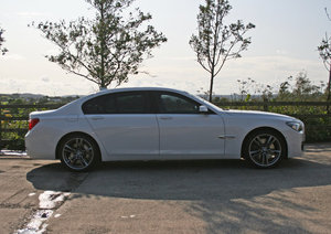 2010 BMW 760Li M Sport (Huge specification) SOLD
