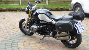 2015 BMW RnineT Mint