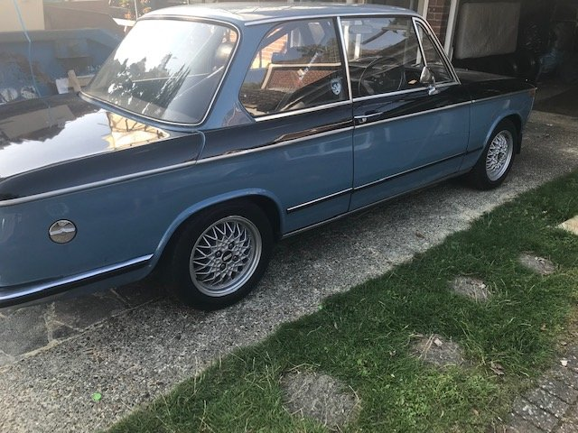 BMW 2002 (1975) - REDUCED PRICE  For Sale (picture 5 of 6)