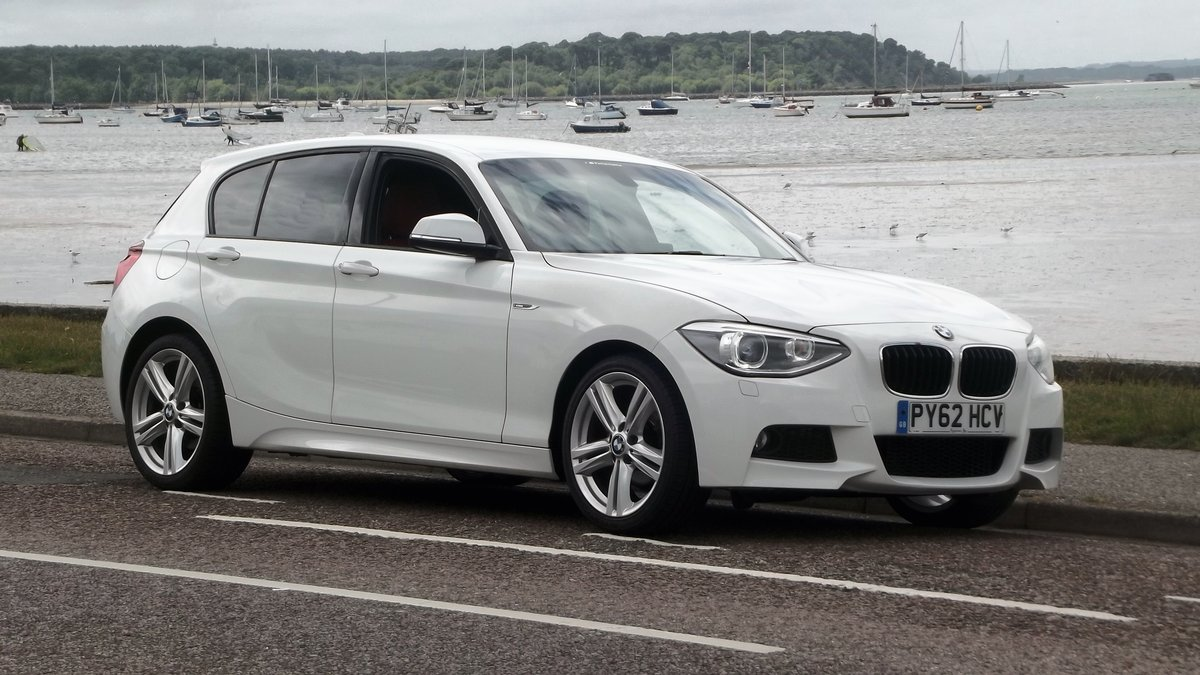2013 BMW 118D M SPORT 5 DOOR DIESEL HATCHBACK SOLD (picture 1 of 6)