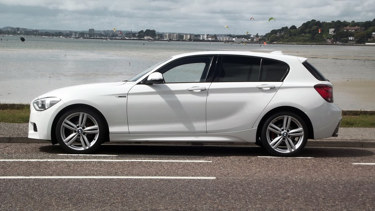 2013 BMW 118D M SPORT 5 DOOR DIESEL HATCHBACK SOLD (picture 2 of 6)