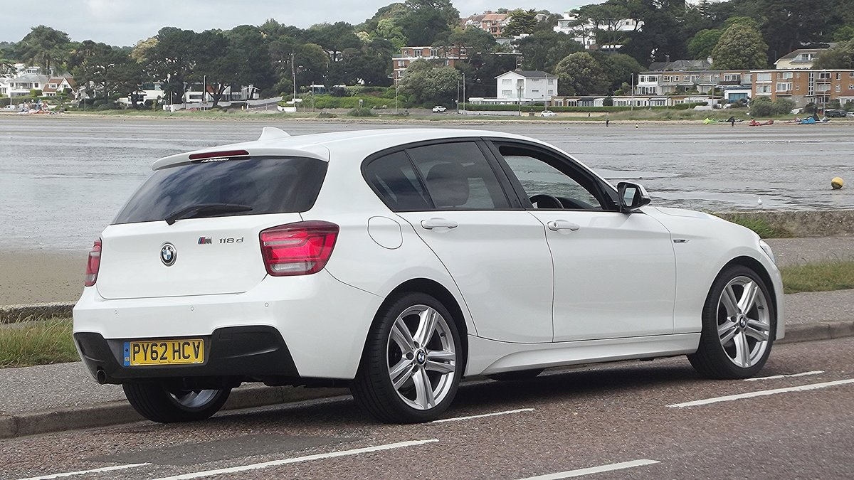 2013 BMW 118D M SPORT 5 DOOR DIESEL HATCHBACK SOLD (picture 3 of 6)