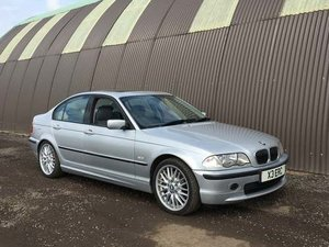 2000 BMW 330i SE at Morris Leslie Auction 17th August SOLD by Auction