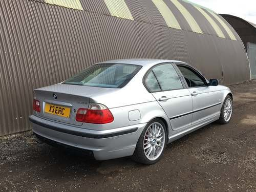 2000 BMW 330i SE at Morris Leslie Auction 17th August SOLD by Auction (picture 2 of 5)