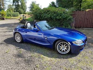 2007 BMW Z4 SI Sport at Morris Leslie Auction 17th August SOLD by Auction