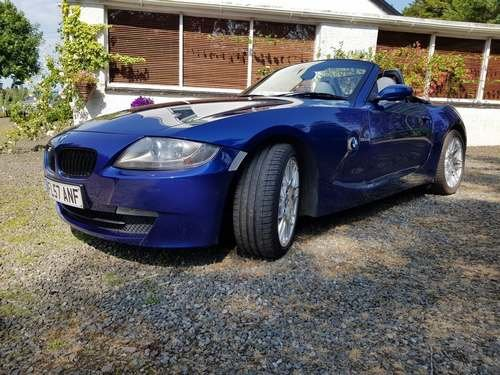 2007 BMW Z4 SI Sport at Morris Leslie Auction 17th August SOLD by Auction (picture 3 of 6)