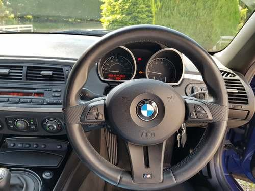 2007 BMW Z4 SI Sport at Morris Leslie Auction 17th August SOLD by Auction (picture 6 of 6)