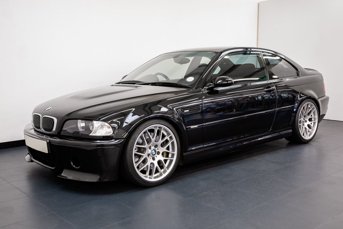 2003 BMW M3 CSL  For Sale (picture 1 of 6)