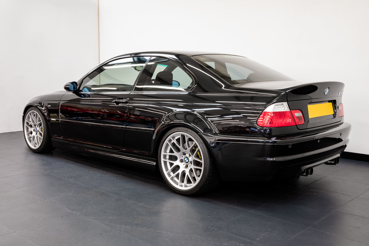 2003 BMW M3 CSL  For Sale (picture 2 of 6)