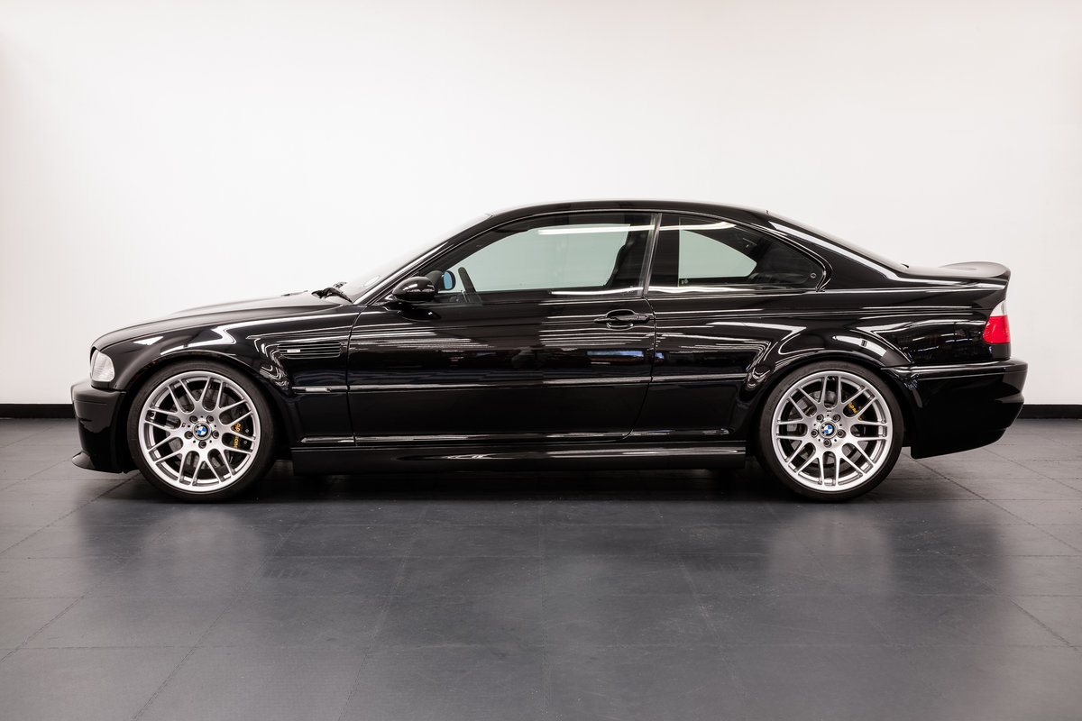 2003 BMW M3 CSL  For Sale (picture 3 of 6)