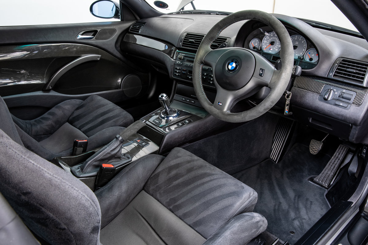 2003 BMW M3 CSL  For Sale (picture 4 of 6)