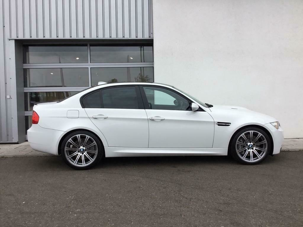 2011 M3 saloon e90 lci white/red 1 years bmw warranty SOLD (picture 4 of 4)