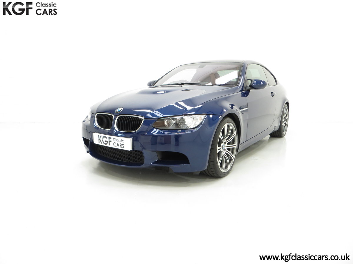 2007 An Awesome E92 BMW M3 Coupe with High Specification SOLD (picture 2 of 6)