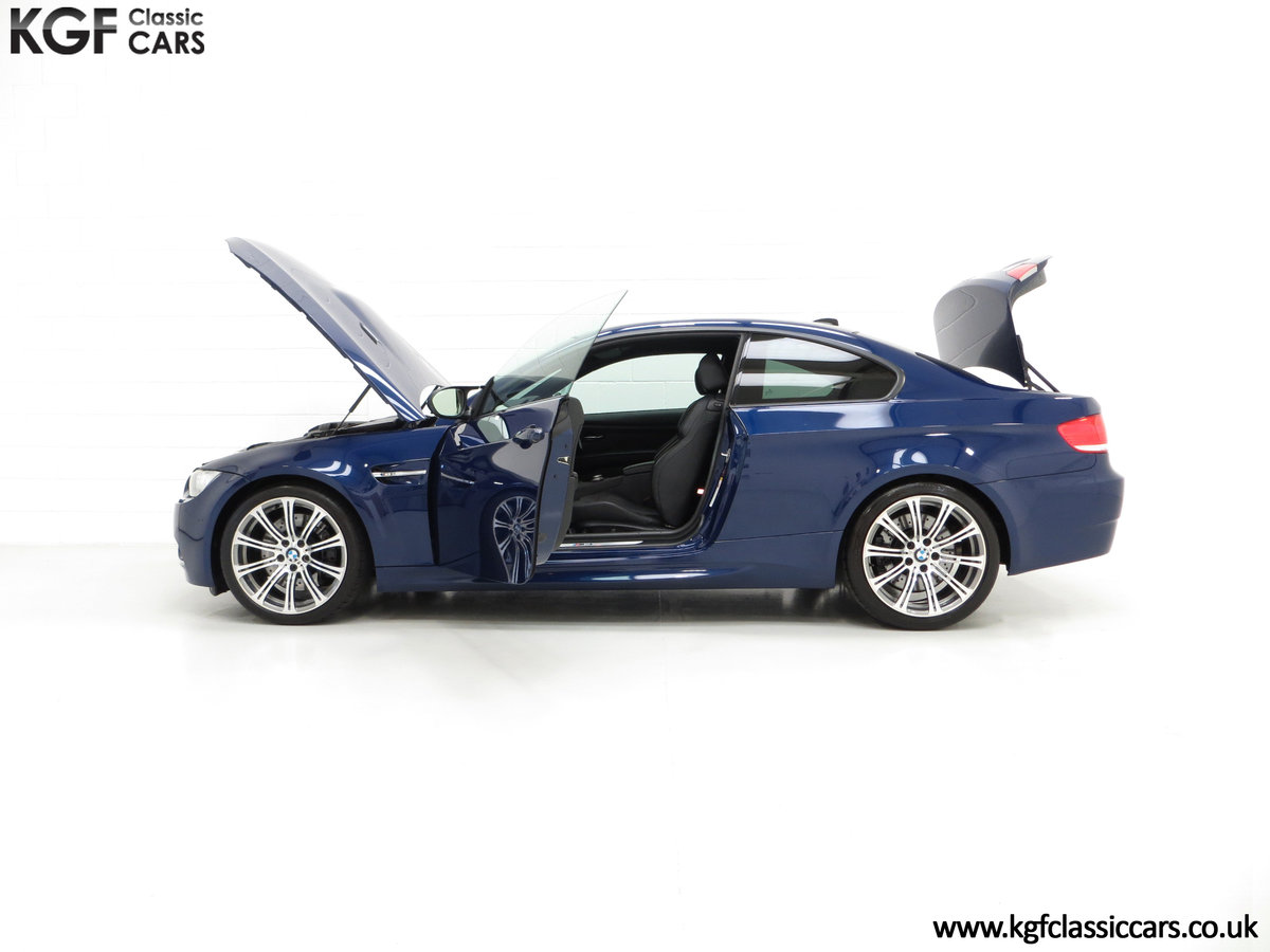 2007 An Awesome E92 BMW M3 Coupe with High Specification SOLD (picture 3 of 6)
