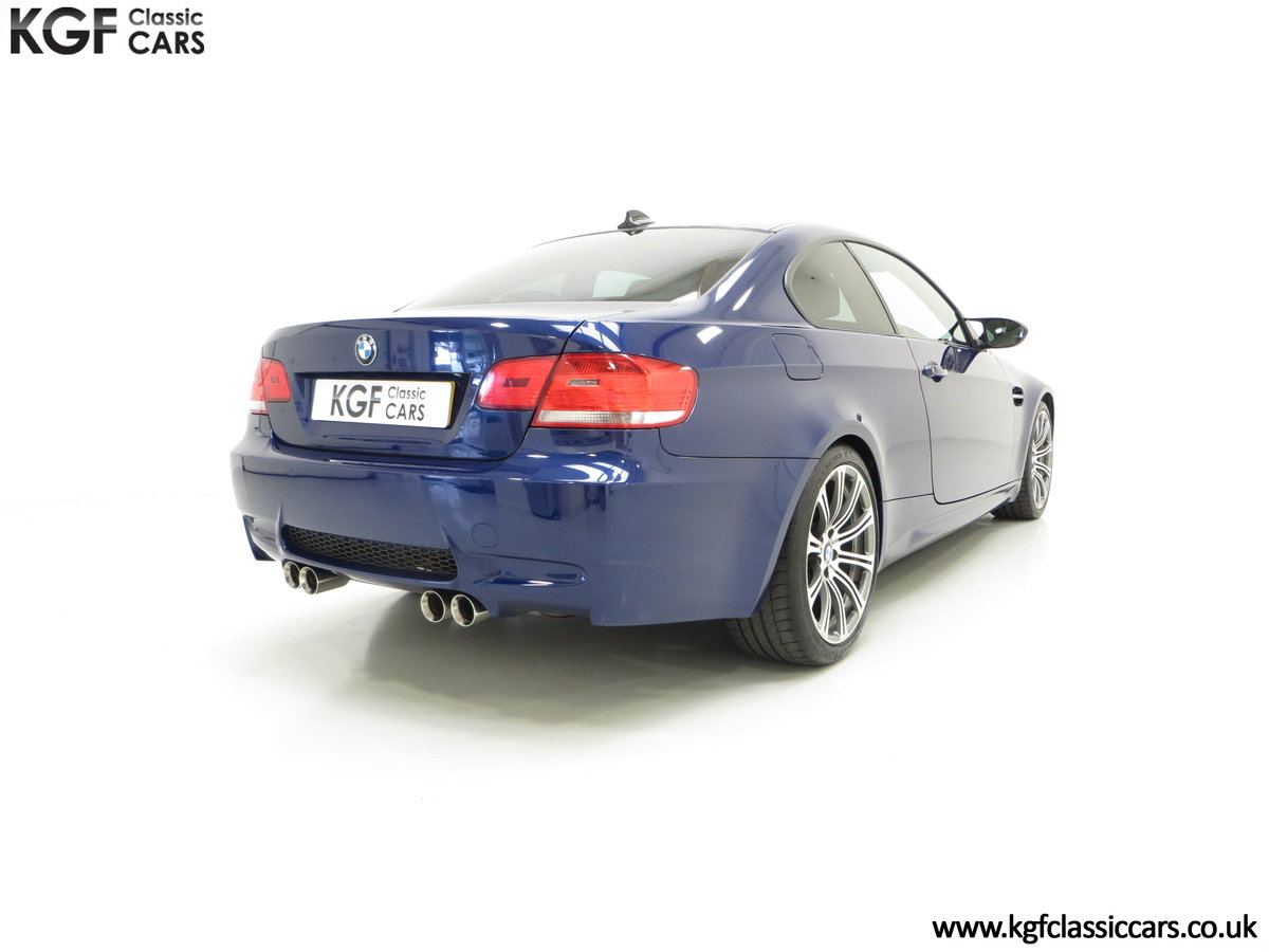 2007 An Awesome E92 BMW M3 Coupe with High Specification SOLD (picture 5 of 6)