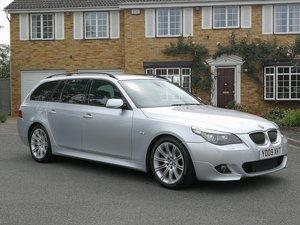 2009 BMW 525d M-Sport Estate Automatic For Sale