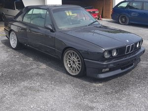 1990 BMW E30 M3 Cabriolet LHD at ACA 24th August