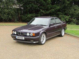 1994 BMW E34 M5 at ACA 24th August  For Sale