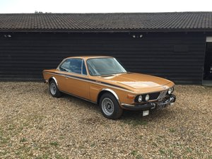 1973 BMW 3.0 CSL RHD For Sale