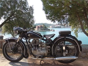1953 BMW R25 / 2 motorcycle classic  For Sale