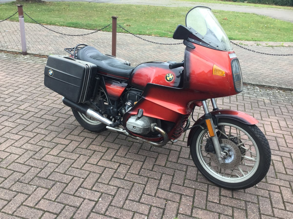 1982 BMW R80RS For Sale (picture 1 of 6)