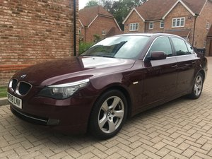 2008 BMW 520d SE For Sale